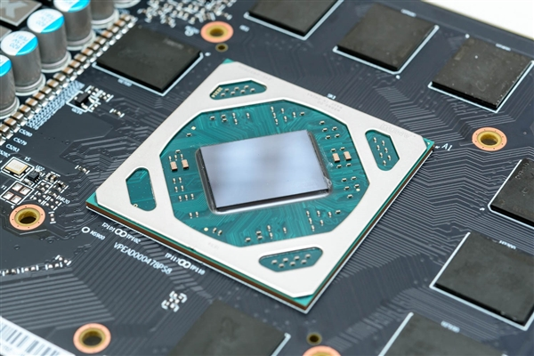 AMD RX 590 GME显卡核心揭秘:12nm退回14nm