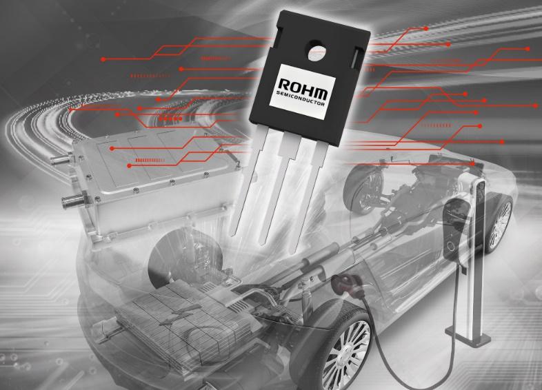 ROHM的SiC功率元器件被应用于UAES的电动汽车车载充电器