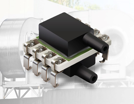 Bourns推出专为超低压力传感所设计的数字化输出MEMS环境传感器