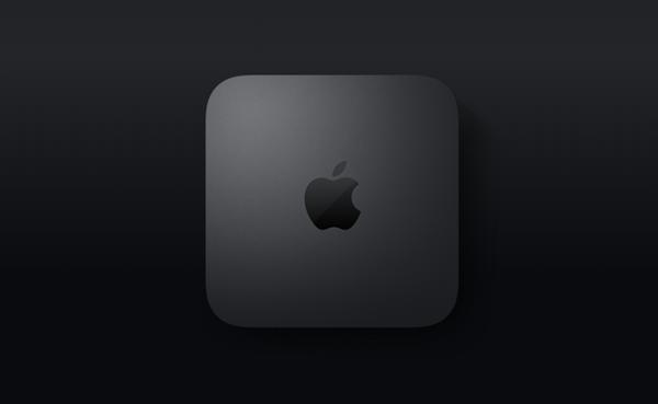 苹果Mac Mini时隔两年小更新:SSD容量翻番、价格降600元
