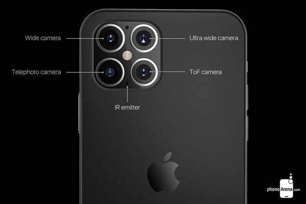 iOS 14代码泄露iPhone 12系列细节:有且仅有两款配备ToF 3D镜头