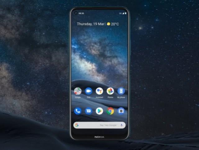 诺基亚首款5G手机发布:采用四摄像头 599欧元起售