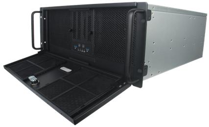 杰和ISC-661工控主机,机器视觉背后的强大支撑