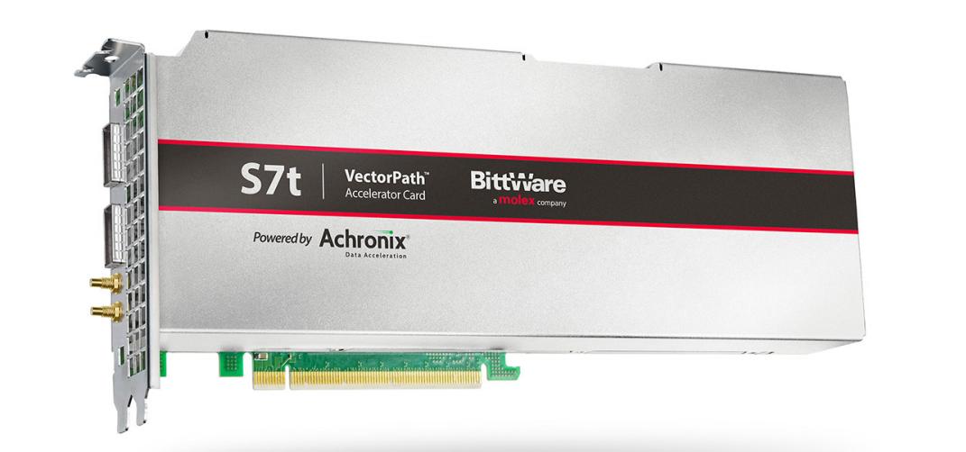 Achronix白皮书 软件定义的硬件提供打开高性能数据加速大门的钥匙