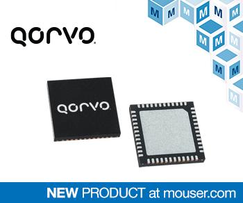 贸泽推出Qorvo PAC5527可编程电源管理解决方案
