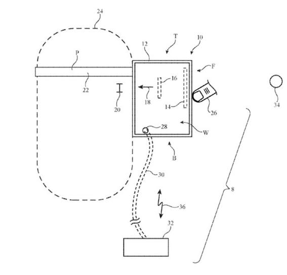 苹果新VR头显专利:外壳搭载触控屏,配投影机可实现虚拟键盘