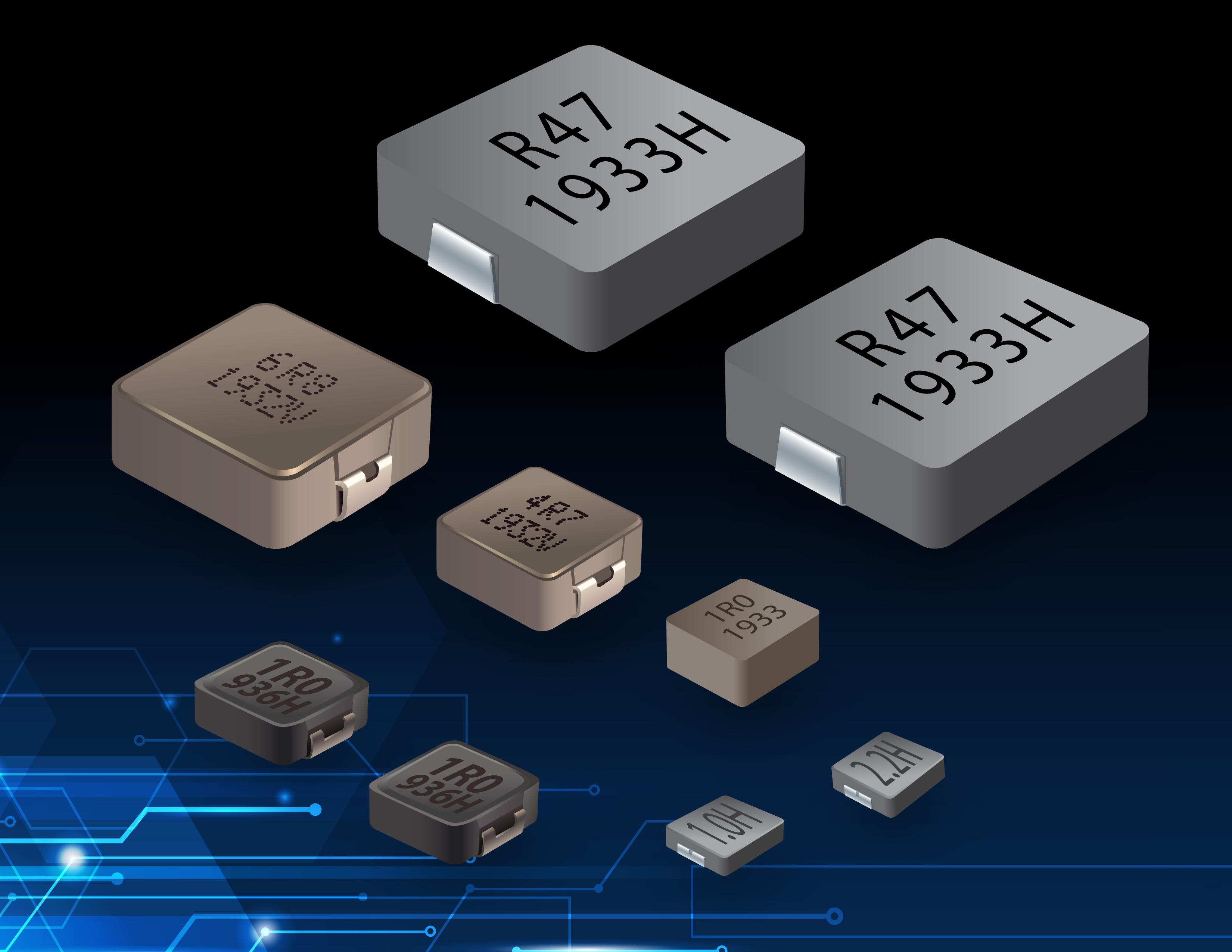Bourns推出九款新型大电流屏蔽式功率电感器系列产品
