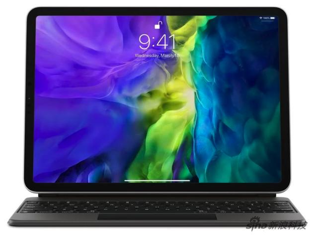 妙控键盘的发布,意味着iPad交互的改进