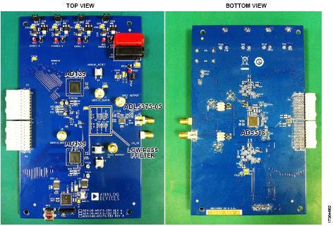 ADI技术文章图2 - 使用两个具有多DAC同步功能的AD9139器件进行宽带基带IQ发射器设计.jpg