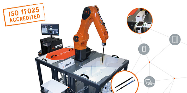 MVG SAR/HAC系统荣获ISO 17025认证校准