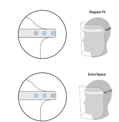 苹果自研防疫面罩交付 官网发布使用指南
