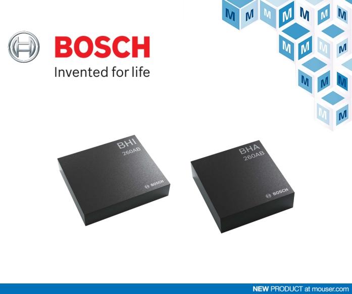 �Q�呻�子�_售Bosch Sensortec BHI260AB和BHA260AB智能�鳕z感器
