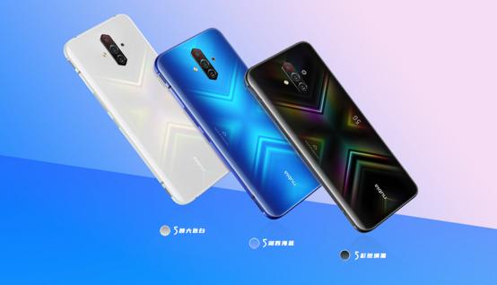 144Hz超竞屏!努比亚Play 5G手机正式发布