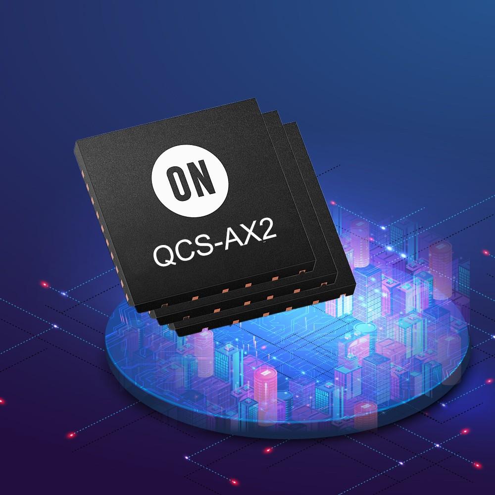 安森美半导体推出新系列QCS-AX2用于Wi-Fi 6E应用