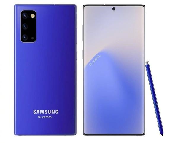 三星Galaxy Note 20相机细节曝光:这个镜头略显鸡肋或被舍弃