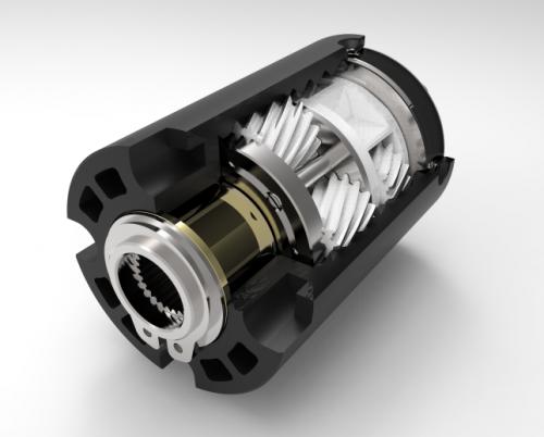 充電樁注入微型傳動系統,開啟基建新征程