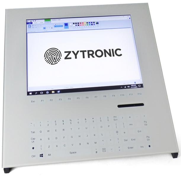 Zytronic触摸/虚拟按钮多合一设计概念为坚固耐用的应用提供了经济高效且可无限配置的界面