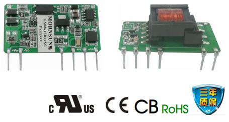LS08-13BxxSS(-F)系列—AC/DC 电源模块