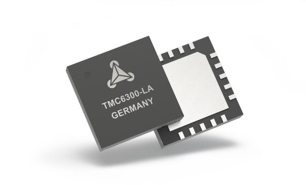 Trinamic推出三相BLDC/PMSM电池供电电机的高效驱动器