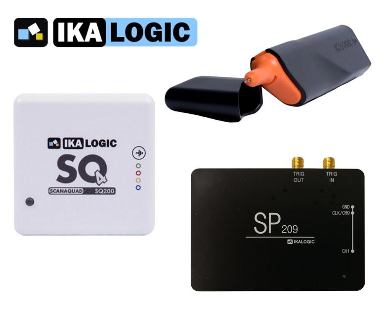 e络盟上新Ikalogic测试与测量产品系列,主打全球首款无线示波器探头