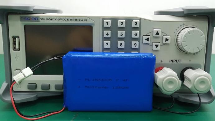 电子负载电池测试