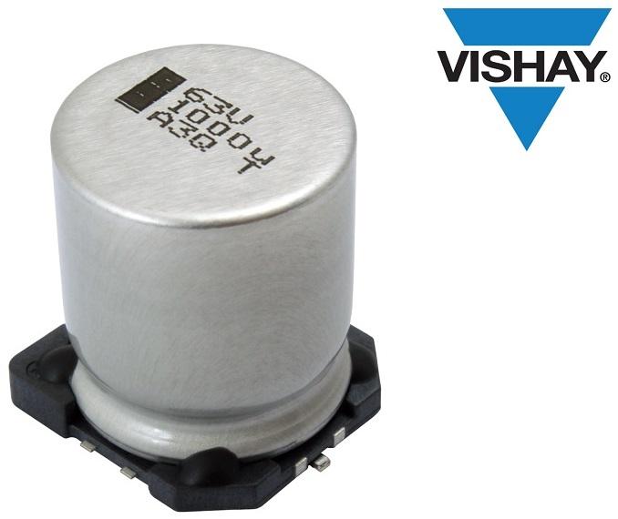 Vishay推出新款高压汽车级铝电容,可提高设计灵活性,并增强系统稳定性
