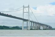 异常晃动的虎门大桥怎么了