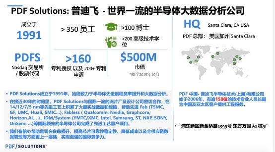 普迪飞俞冠源:数据魔法让中国半导体行业顺利升级2.0