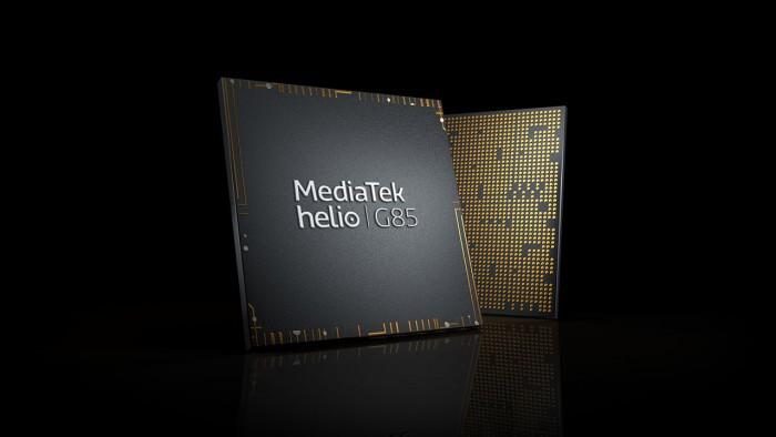 联发科发布Helio G85 搭载1GHz GPU和HyperEngine改进