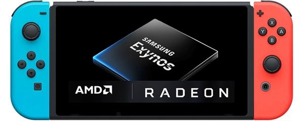 任天堂Switch 2有望换用三星/AMD合研处理器