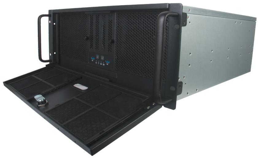 杰和科技4U工控机ISC-661的行业应用浅析