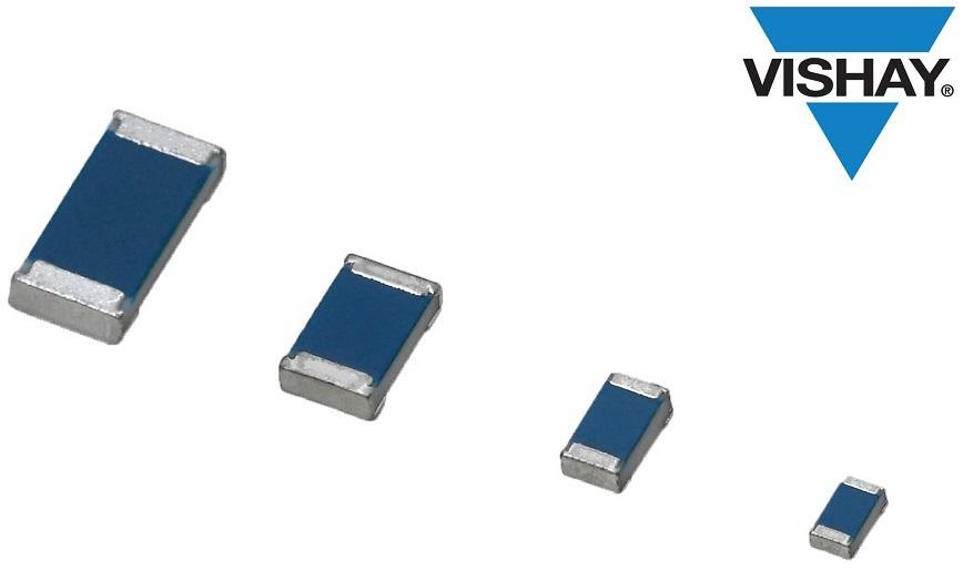 Vishay扩大MCA 1206 AT精密系列薄膜片式电阻的阻值范围