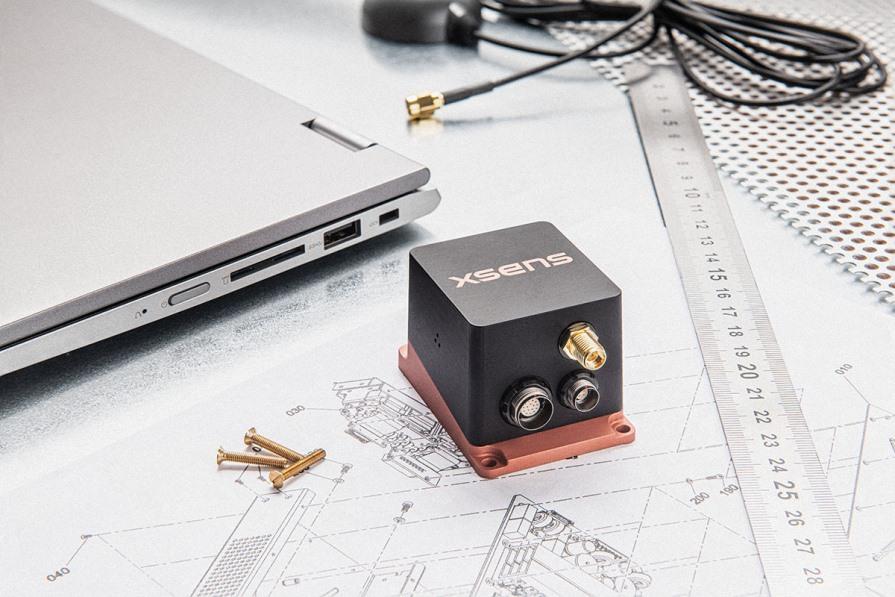 随着 Xsens 在最新惯性导航产品中加入 RTK 功能,厘米级高精度将成为主流