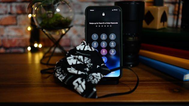 苹果发布iOS 13.5更新 戴口罩时显示密码栏更快了