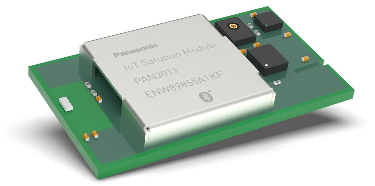 艾睿電子、松下工業和意法半導體聯合推出IoT智能設備模組
