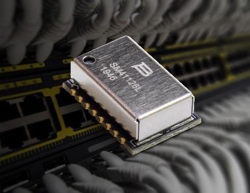 Bourns推出ChipLAN 10/100 Base-T变压器模块