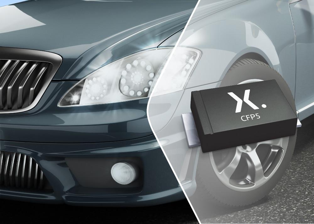 Nexperia锗化硅整流器兼具一流高效率、热稳定性,节省空间