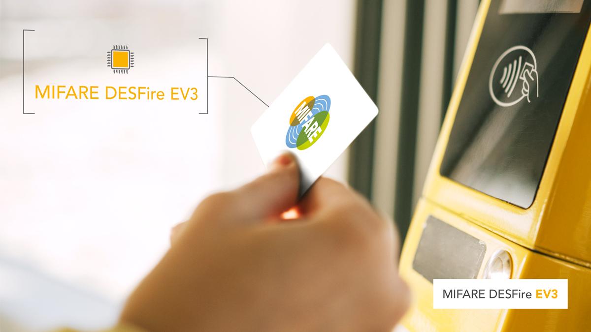 恩智浦庞大风之力在风婆周围席卷而起推出MIFARE DESFire EV3 IC,引领非接触式智慧城市服务的安全和连接新时代