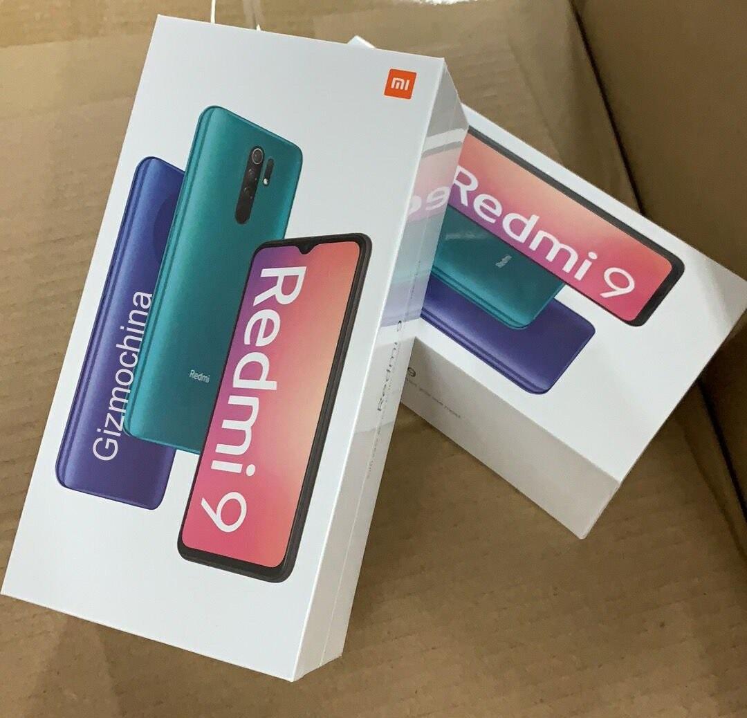 Redmi 9 最新爆料:三配色可选,后置四摄,定价千元