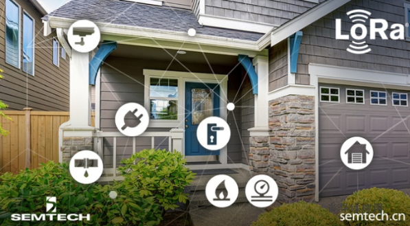 Semtech和柚石科技使用LoRa®器件创建更安全、更智能的家居