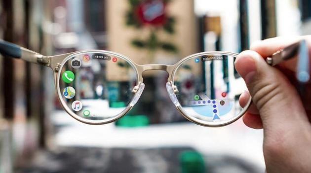 蘋果最新專利:有望解決VR頭顯和矯正眼鏡的痛點