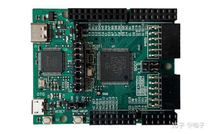 国产RISC-V开发板RV-STAR初体验