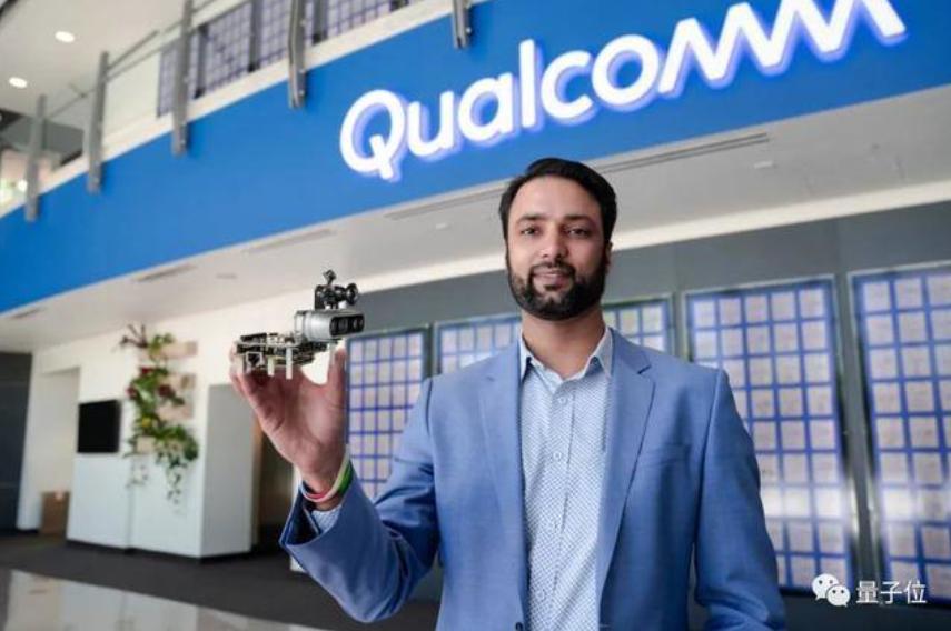 高通加大5G应用力度:发布手机芯片,还推出机器人和无人机5G系统