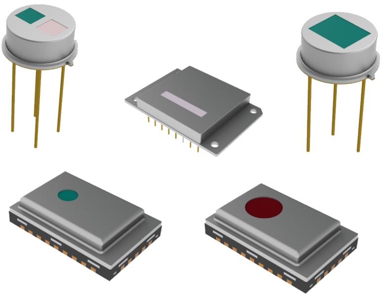 基美電子面向工業應用推出最新的環境傳感器解決方案