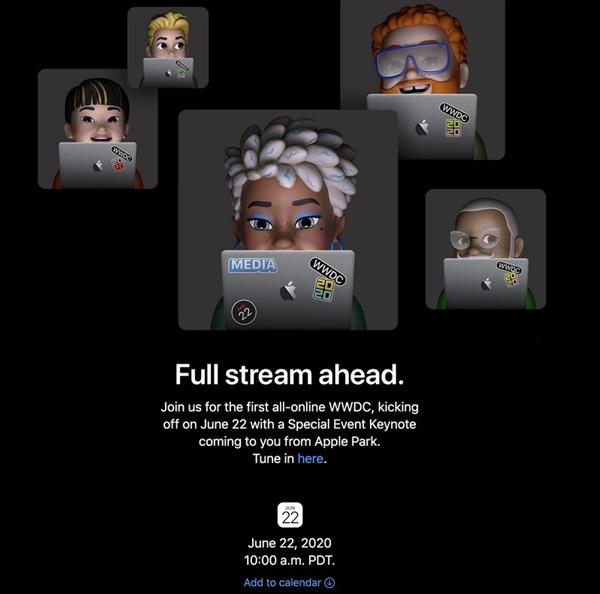 苹果6月22日奉上一大波新系统:iOS 14领衔
