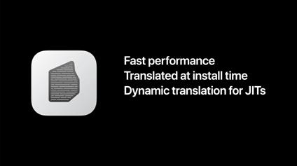 苹果将允许在ARM Mac上运行iOS应用