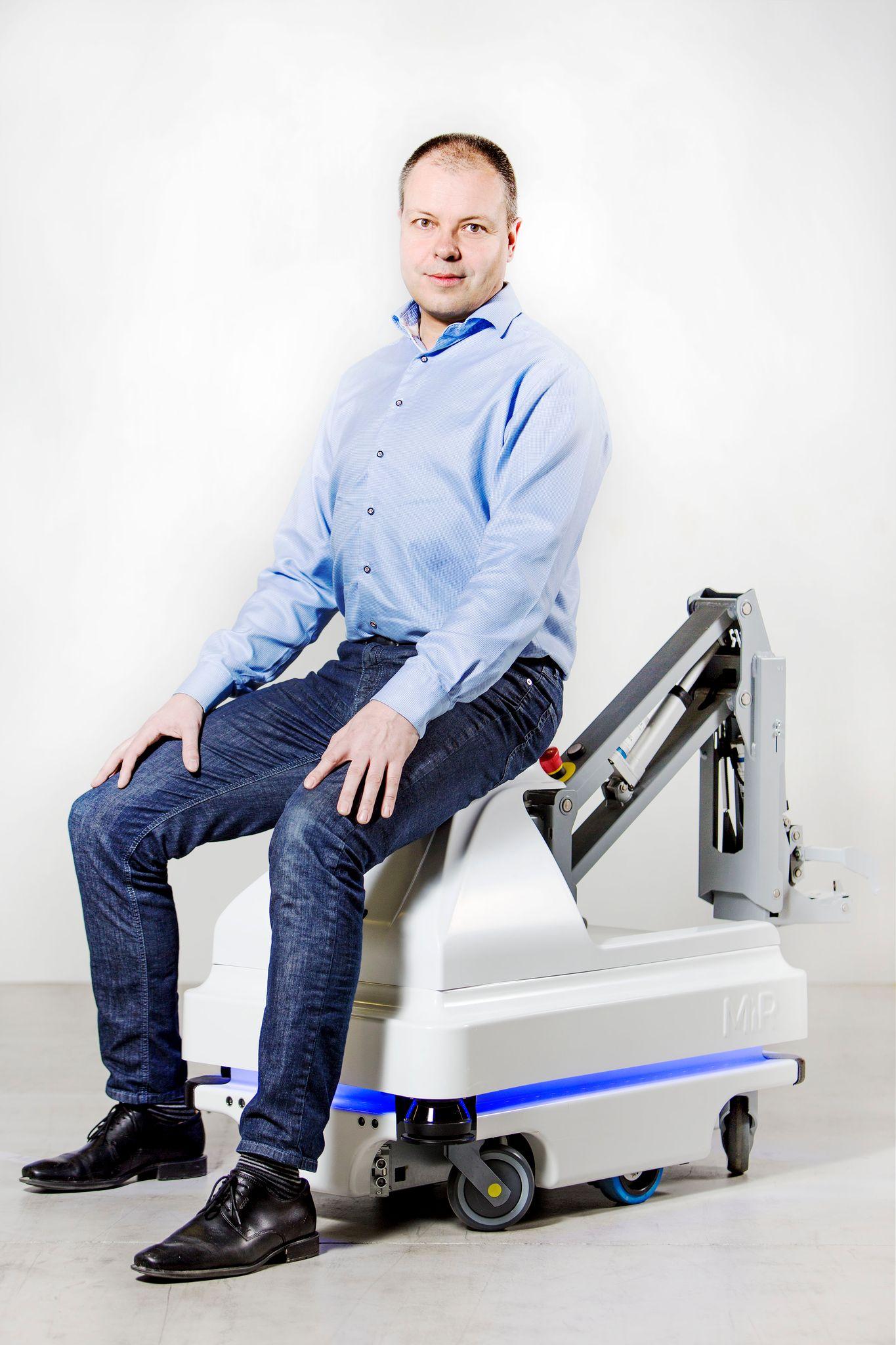 移动机器人先驱MiR迎来新总裁