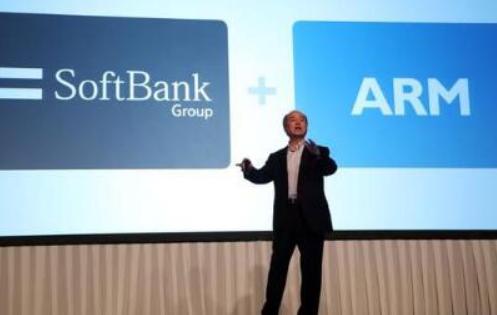 外媒:软银正在研究全部或部分出售ARM股份