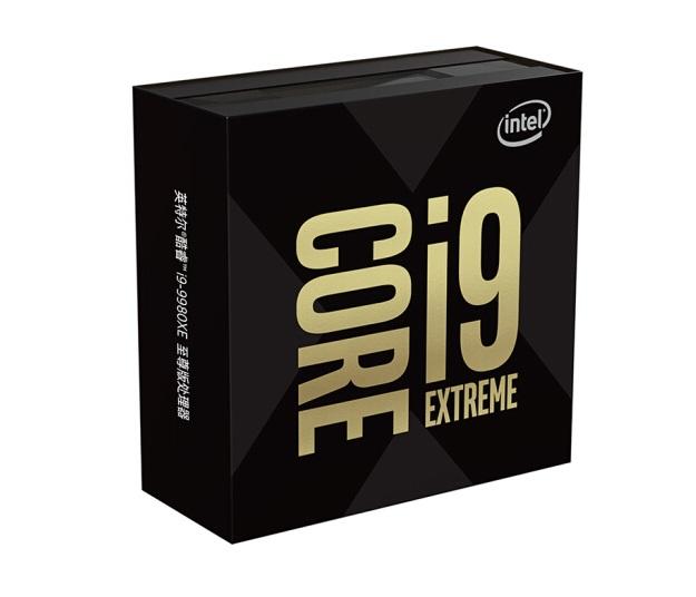 英特尔宣布将停产9代酷睿X系列处理器