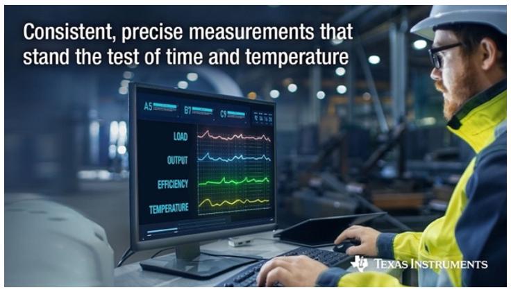 TI推出其首款零漂移霍尔效应电流传感器